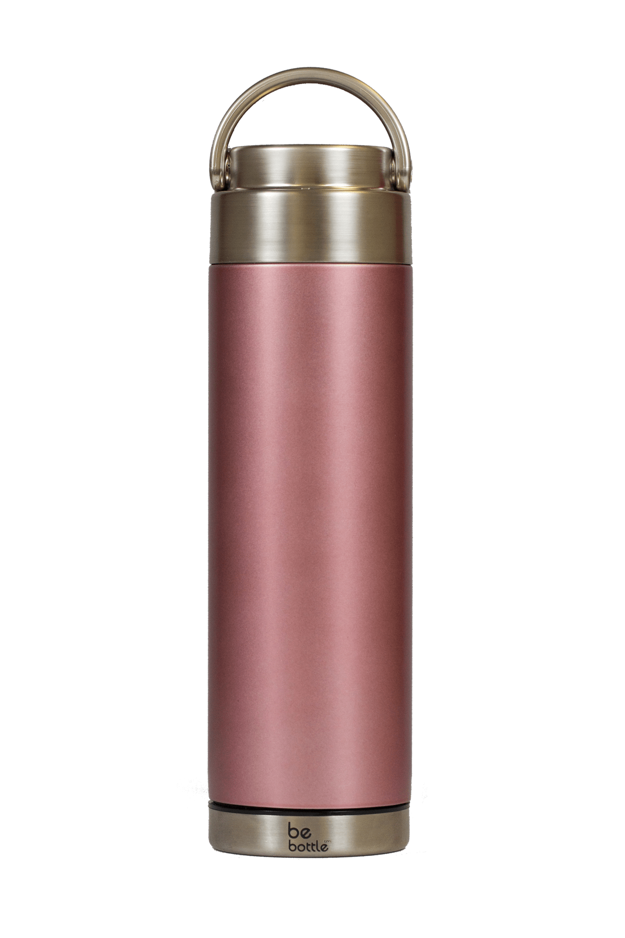 83dc965f75 Rose Gold Pink 18 oz. - Be Bottle