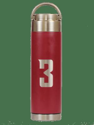 Hilinski's hope benefit stainless steel bottle