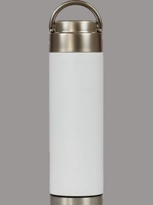 Just White Bottle