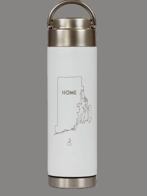 Rhode Island Bottle White
