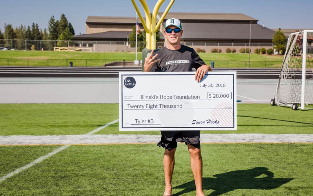 $28,000 Strong for Hilinski's Hope