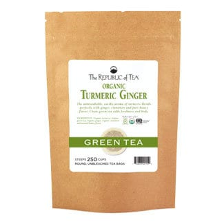 Turmeric Ginger Tea Bag