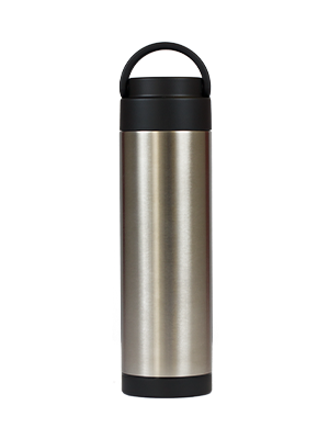 metal stainless steel reusable water bottle