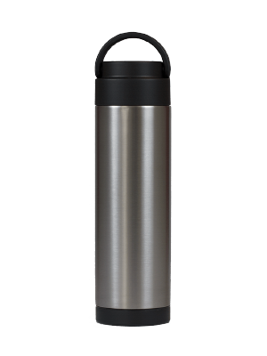 stainless steel insulated reusable water bottle