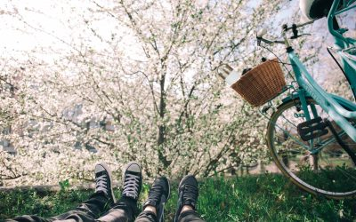A FEW REASONS TO GET OUTSIDE THIS SPRING!