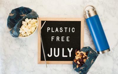 KICKSTART PLASTIC-FREE JULY