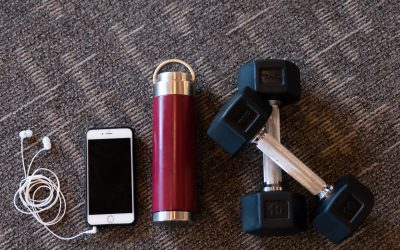 5 WAYS TO STAY IN SHAPE, WITHOUT LEAVING HOME